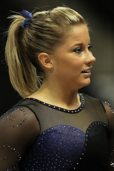 Hairstyles For Long Hair Gymnastics : Hair - Gymnastics